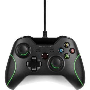 MANETTE JEUX VIDÉO Manette USB Filaire Joystick Contrôleur de Jeux Ga