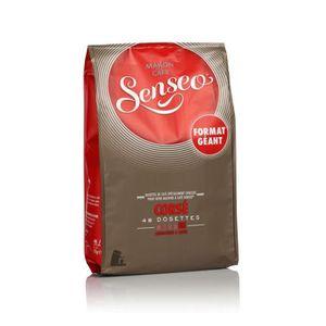 CAFÉ SENSEO Dosettes café corsé, 6 x 48