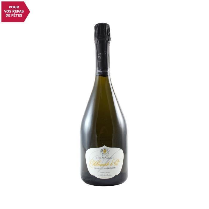 Champagne premier cru Brut Cuvée Grand Cellier d'Or Blanc 2012 - 75cl - Champagne Vilmart - Cépages Pinot Noir, Chardonnay