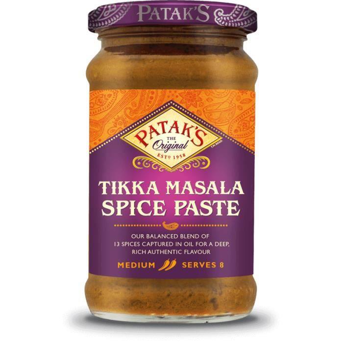 Sauce Tikka Masala 283g - Prête à l'emploi