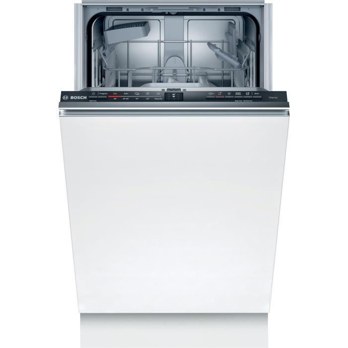 Lave vaisselle tout integrable 45 cm SPV2IKX10E