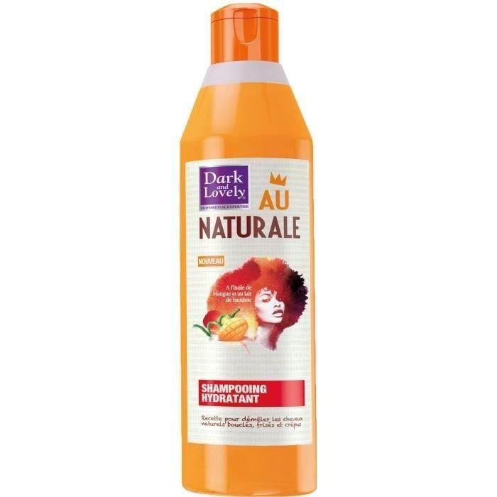Dark & Lovely Shampooing Hydratant Au Naturel 250ml