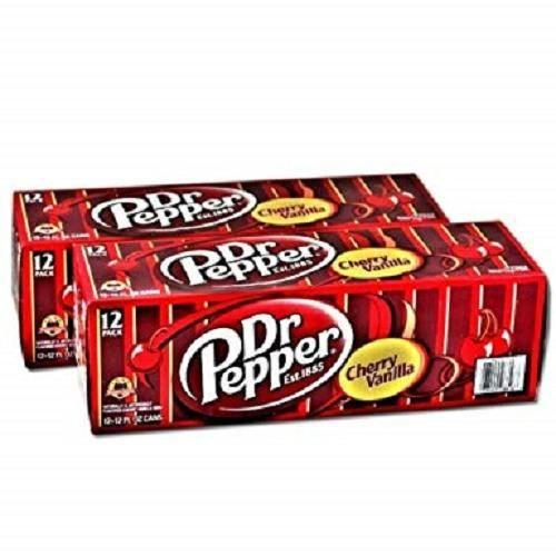 Dr Pepper-( 355 Ml X 24 Boîtes )
