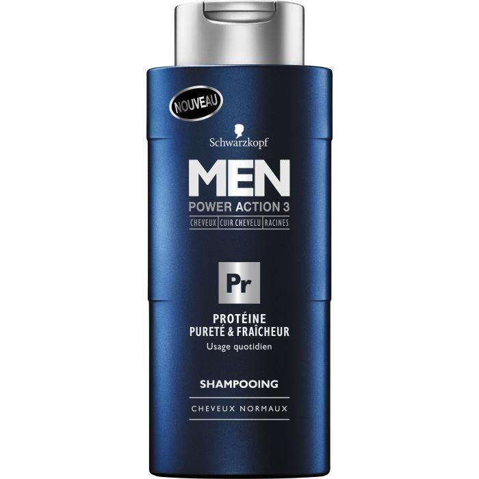 SCHWARZKOPF Shampooing Pureté & fraîcheur Power - 250ml