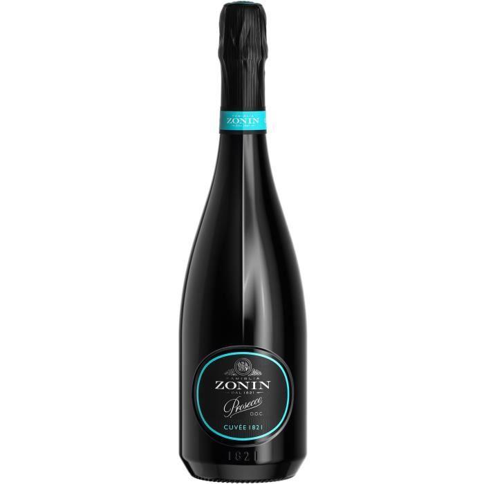 Zonin Cuvée 1821 Prosecco - Vin pétillant d'Italie