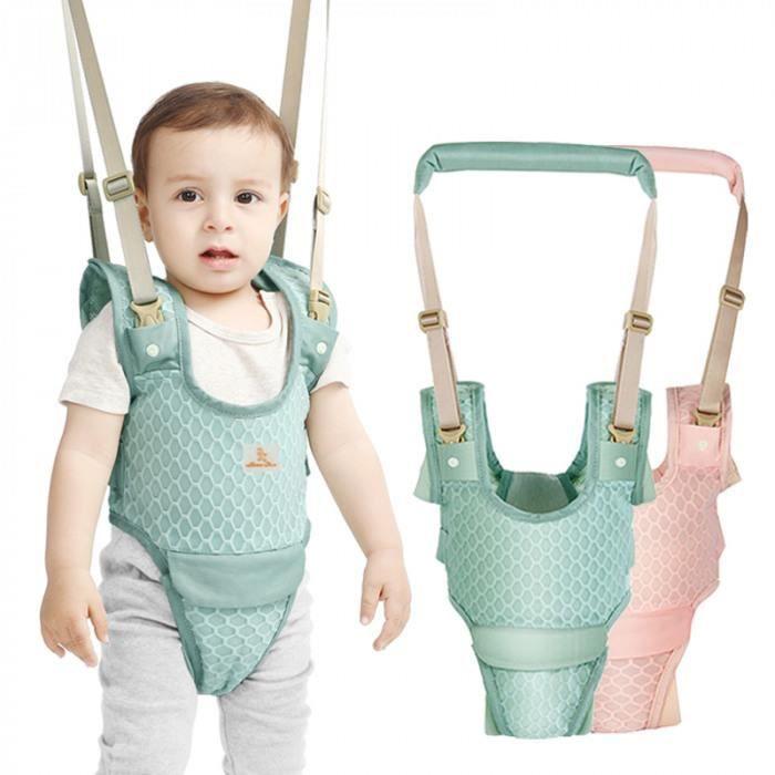 Sécurité bébé bambin marche coton apprentissage marche protection respirant