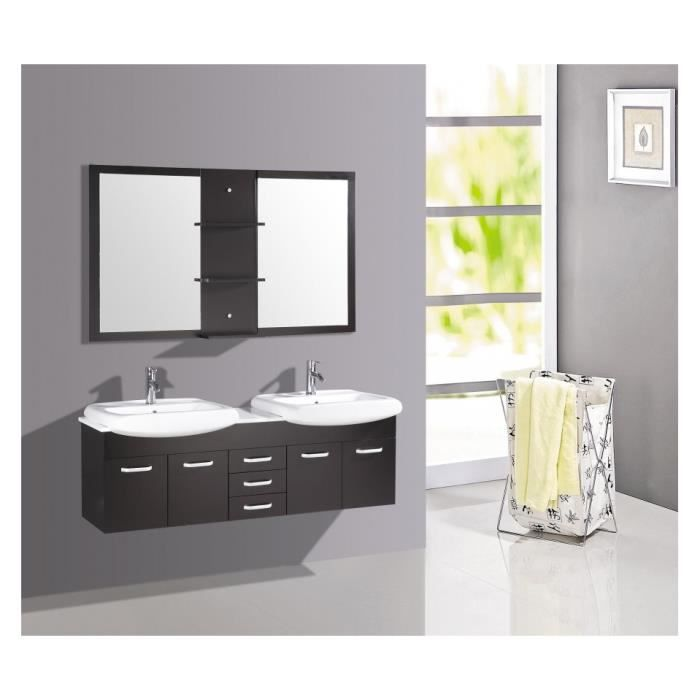 ensemble de salle de bain burgalos achat vente salle. Black Bedroom Furniture Sets. Home Design Ideas