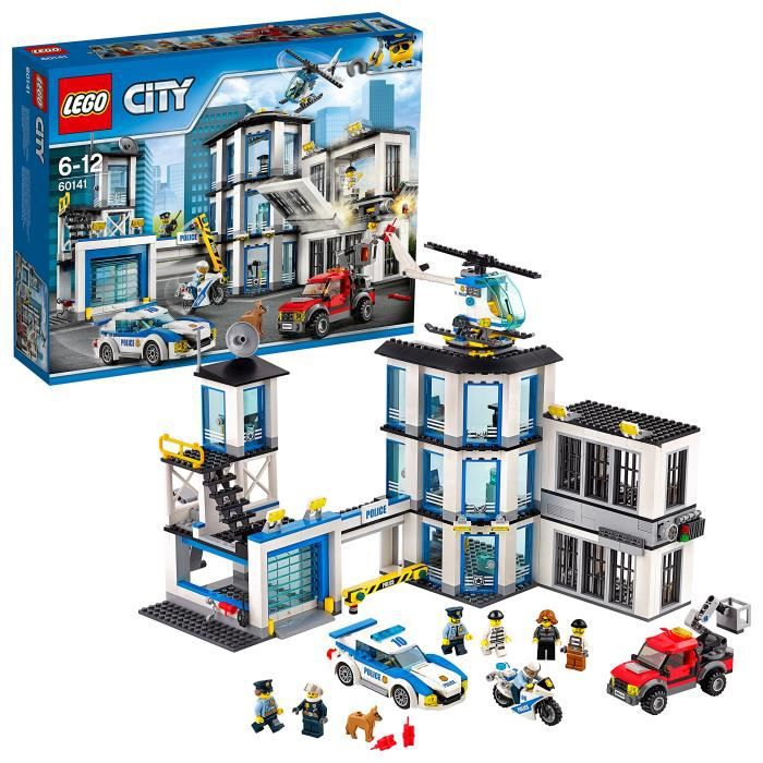 Photo de lego-60141-station-de-police-toy-building-2q5k34