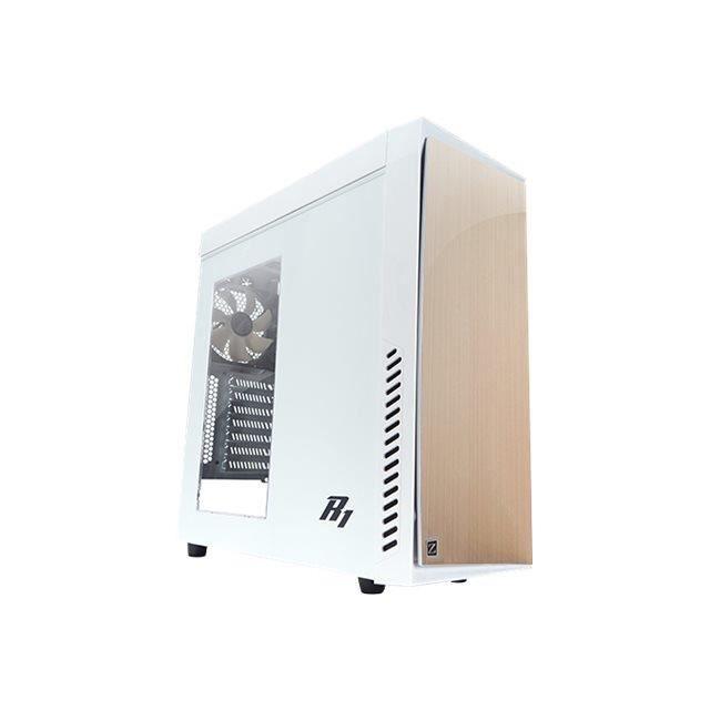 BOITIER PC  ZALMAN Boitier PC R1 - Moyen tour - Format ATX - B