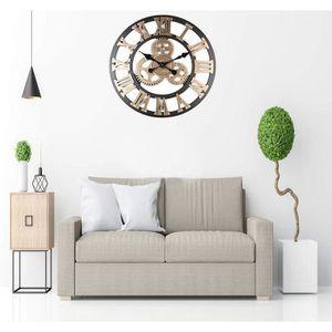 HORLOGE - PENDULE 2019332  Pendule Horloge magnifique  Pendule mural