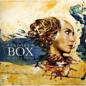 CD TECHNO - ELECTRO Blue Stone - Pandora's Box