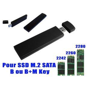 CARTE CONTROLEUR KALEA-INFORMATIQUE © - Clé USB boitier pour SSD M2