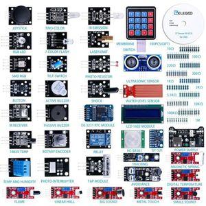 PC ASSEMBLÉ Kit DE 37-en-1 Module Capteur V2.0 avec CD Tutoria