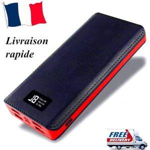 BATTERIE EXTERNE RUILIN®50000mAh Batterie externe Ecran LCD Batteri