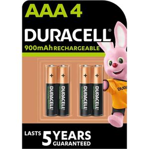 PILES DURACELL Recharges Ultra Piles Rechargeables type