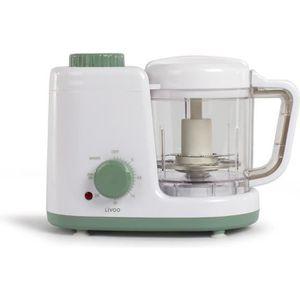 MIXEUR ÉLECTRIQUE LIVOO - Robot mixeur cuiseur bébé 4 en 1 - DOP209V