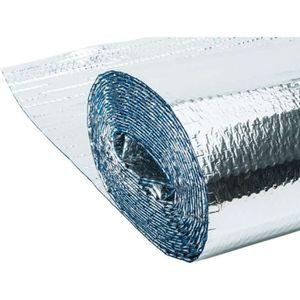 ISOLANT SYNTHÉTIQUE Isolant métallisé double bulle d'air Werkapro 8m2