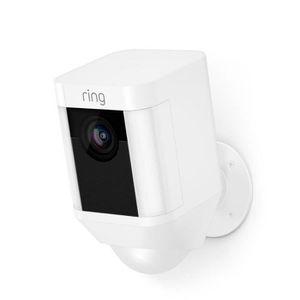 CAMÉRA IP RING Caméra de surveillance sans fil Spotlight - B