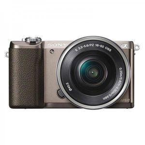 APPAREIL PHOTO HYBRIDE Appareil Photo Hybride Sony Alpha 5100 + Objectif