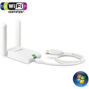 CLE WIFI - 3G TP-LINK Clé USB WIFI N300 Mbps - La vitesse 11N pe