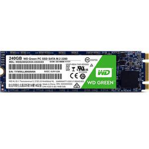 DISQUE DUR SSD Western-Digital SSD - 240 Go Disque SSD WD Green M