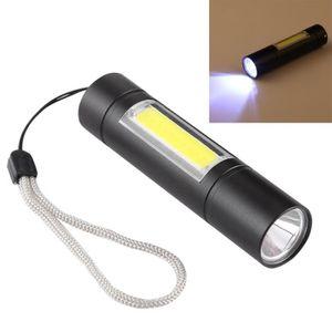 Expert ipx4 ultra clair CREE LED Aluminium Lampe de poche 10w nuit professionnel accessoires