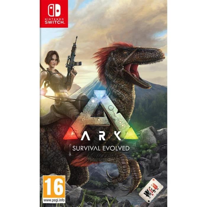 JEU NINTENDO SWITCH Ark Survival Evolved Jeu Switch