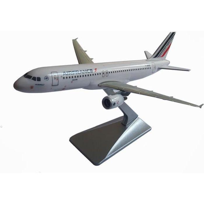 Maquette AIR FRANCE AIRBUS A320 au 1/200