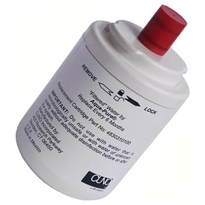 Filtre à eau - Réfrigérateur, congélateur - BEKO, SMEG (38423)