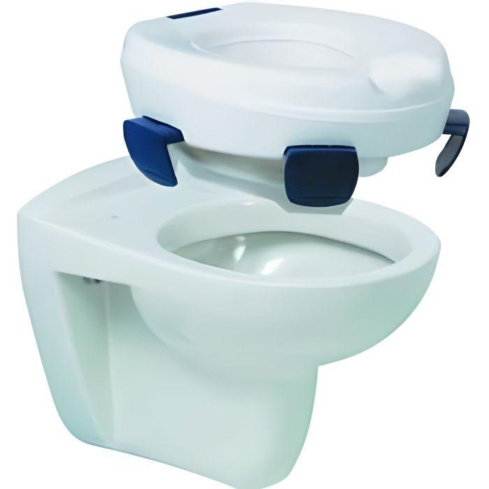 Réhausse de toilettes