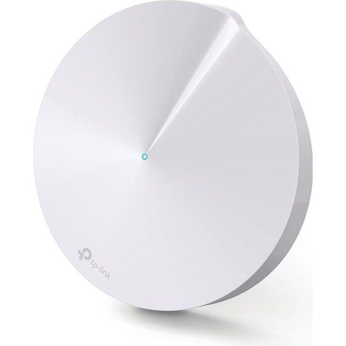TP-LINK Deco M5 Système Wi-Fi complet Sécurité haut niveau Couverture Wi-Fi jusqu'à 400m²