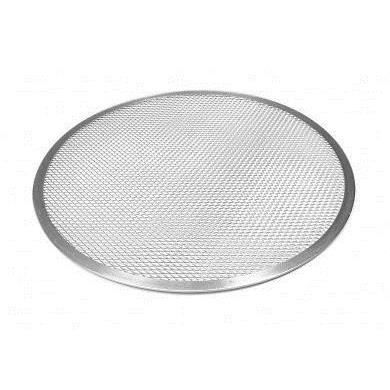 14 inch Pizza Screen Aluminium Serving Dish Round