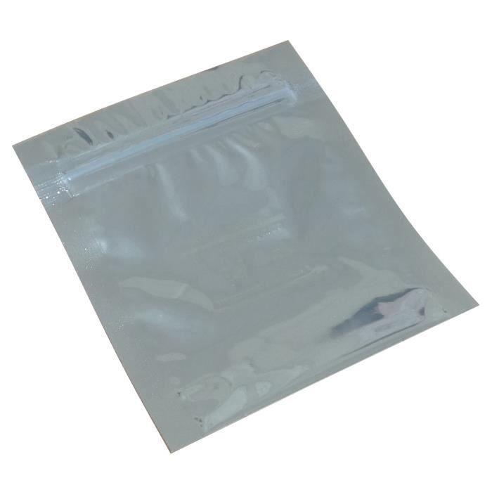 10 sachets zip antistatiques 76//80mm 76/µm C17866 Aerzetix