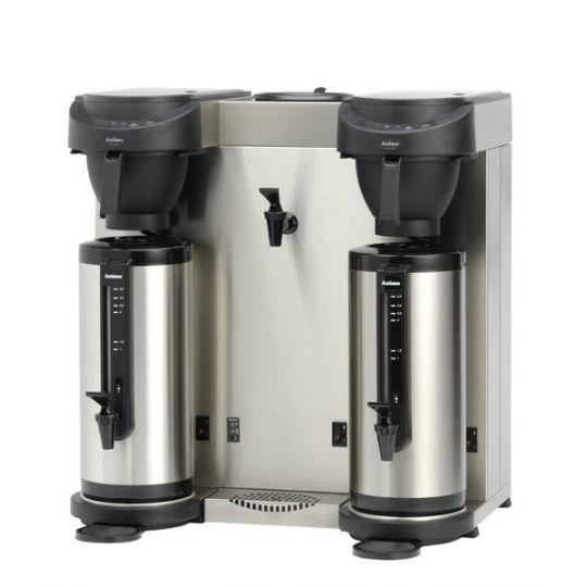 Machine caf 2 thermos chauffe eau animo achat for Thermos caffe