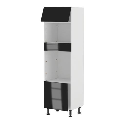 meuble pour frigo encastrable leroy merlin. Black Bedroom Furniture Sets. Home Design Ideas