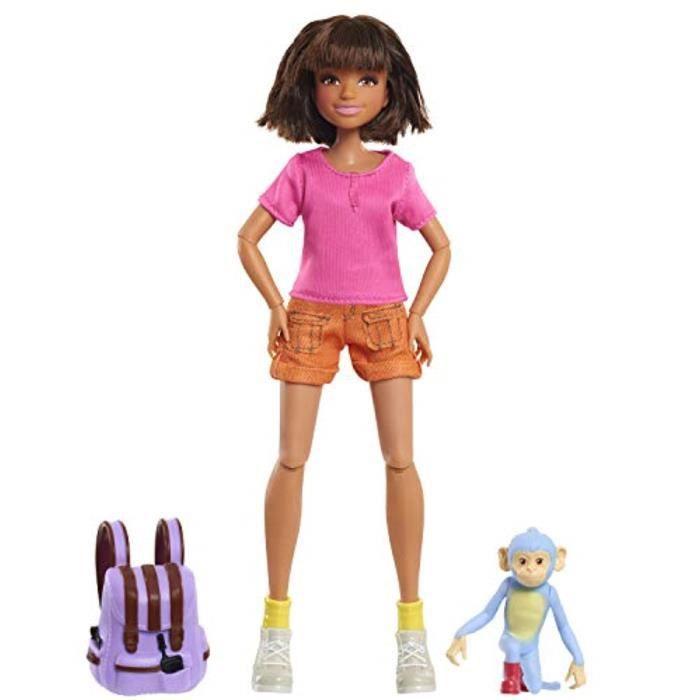 POUPÉE Poupee ZND45 Dora Nickelodeon et The Lost City of