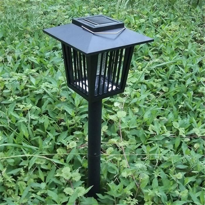 Ferandhome lampe led jardin anti moustique design for Luminaire jardin led