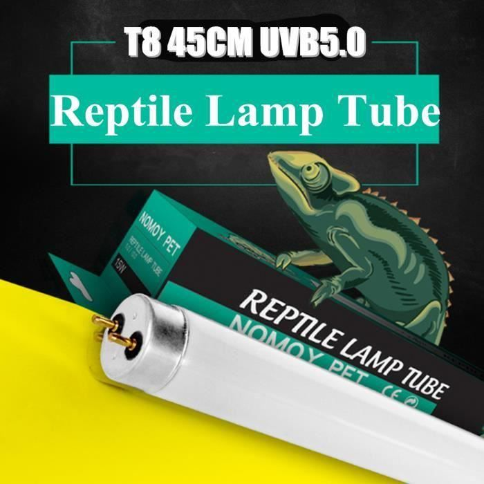 ÉCLAIRAGE MC T8 45Cm Uvb 5,0 15W Tube Fluorescent À Reptile