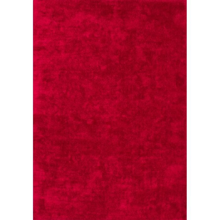 tapis fait main 160 x 230 rouge lalee velvet achat vente tapis cdiscount. Black Bedroom Furniture Sets. Home Design Ideas