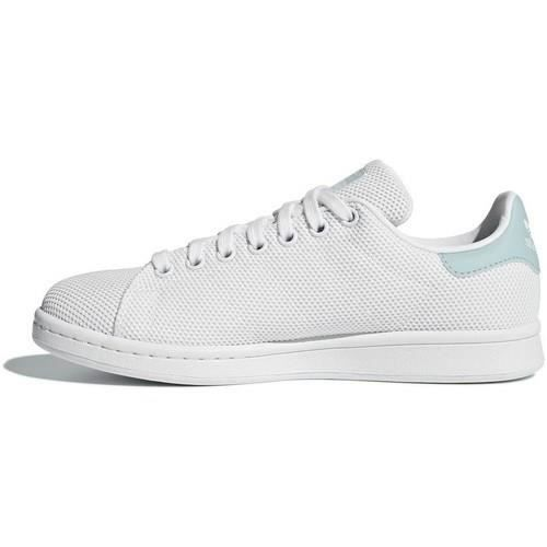 hot sale online 9c655 251c7 BASKET ADIDAS ORIGINALS Baskets Stan Smith Femme Blanc