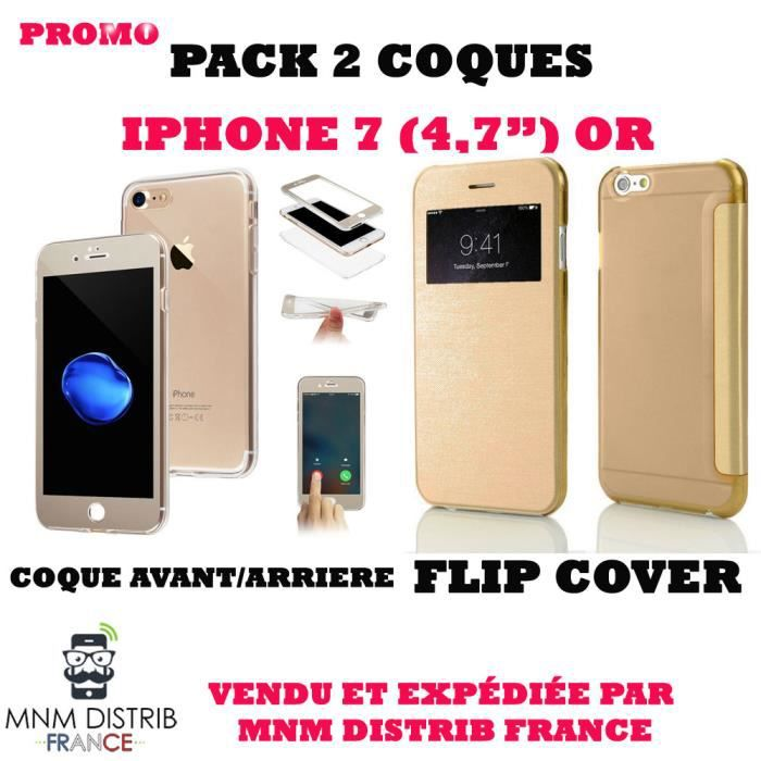 2 coques iphone 7