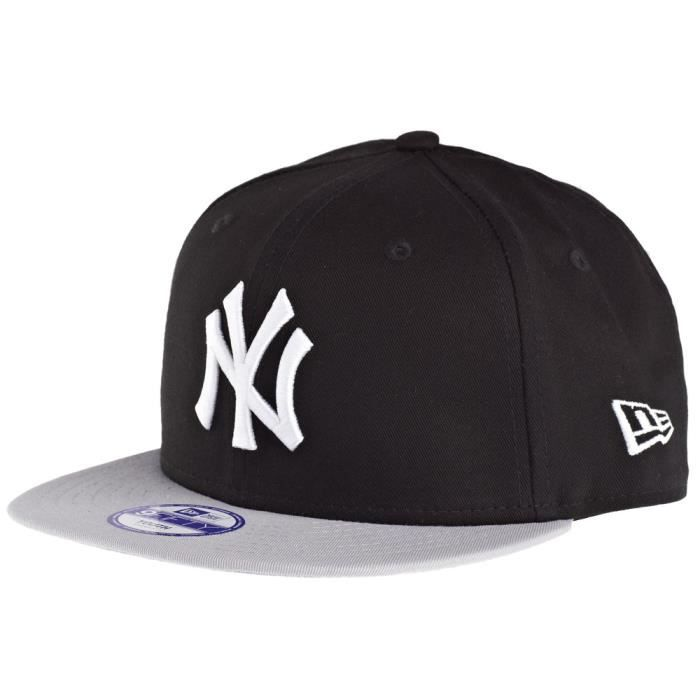 New Era 9Fifty Snapback KIDS Casquette - NY Yankee Noir - Achat ... dcf24d98ab9