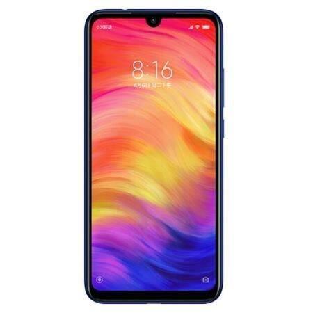 SMARTPHONE XIAOMI Redmi Note 7 bleu neptune 64G