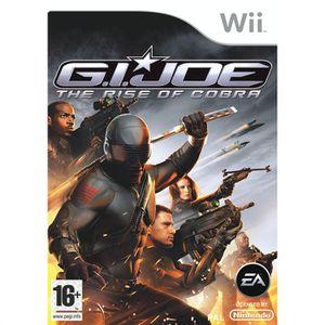 JEU WII GI JOE Le Réveil du Cobra Wii