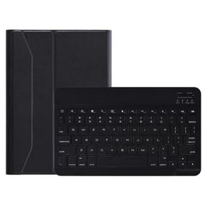 CLAVIER POUR TABLETTE Clavier Bluetooth et Couverture Tablette En Cuir A