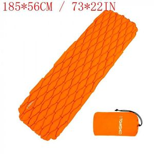 TAPIS DE SOL CAMPING Version Orangeavecout pillow - Deux places -  Exté