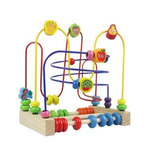 JOUET À BASCULE Circuit de Motricite Enfant Boulier Montessori Boi