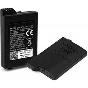 BATTERIE DE CONSOLE Batterie Sony PSP Slim&lite 2000   3000 3,6V 1200m