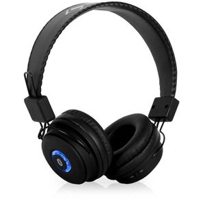 Casque Bluetooth 2.1 + EDR kit mains-libres noir