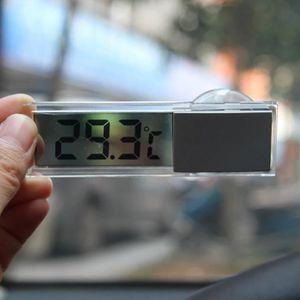 PIQUE A MAIS Thermomètre blanc de thermomètre de mètre de tempé